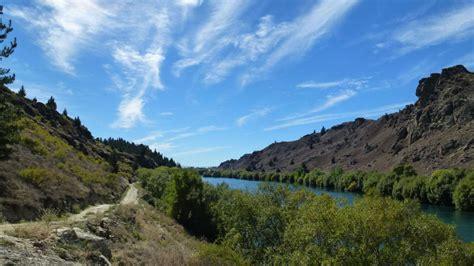 Roxburgh Gorge Trail Boat by Roxburgh Gorge Trail Mountain Bike Trail In Roxburgh New