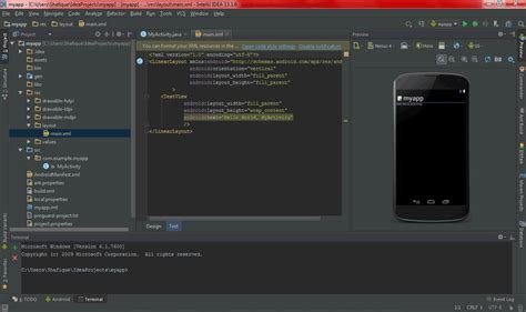 how to develop an android app howto develop a hello world android application using