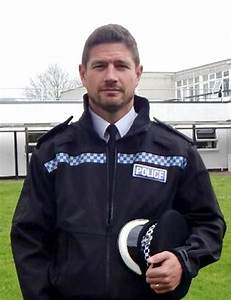Jim Colwell hailed as Britain's sexiest police officer on ...