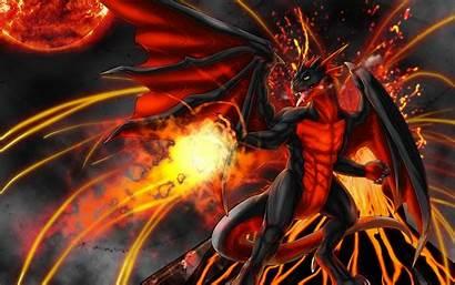 Dragon Anthro Desktop Warrior Wallpapers Female Fantasy