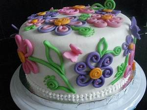 Mothers day cake   Cakes   Pinterest   Beautiful, Cute ...
