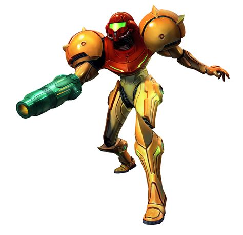 Artwork And Renders Metroid Prime Metroid Recon