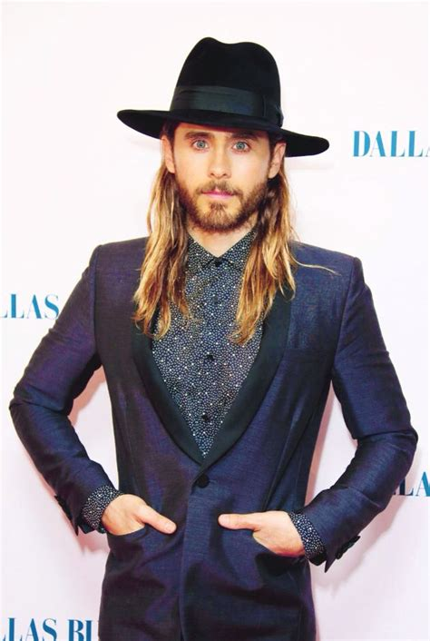 Get 70 million songs free for 3 months. Jared Leto at Dallas Buyers Club Premier in London 1/29/14   Jared leto