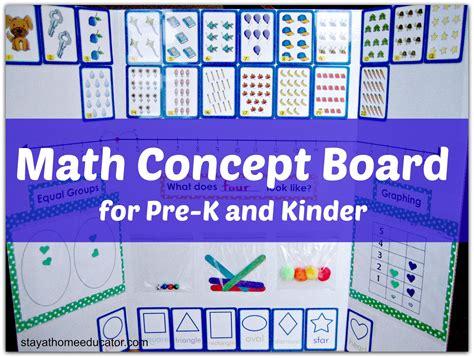 pre maths concepts for preschoolers math concpet board for preschool and kindergarten 974