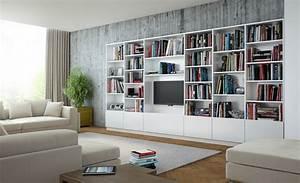 Wohnzimmer Regale : regalsysteme sind mehr als nur ein regal ~ Pilothousefishingboats.com Haus und Dekorationen