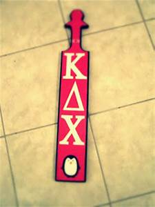 crafts and love sorority paddle With greek paddle template