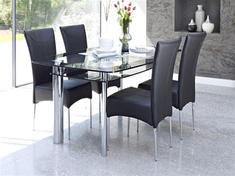 kinds  glass dining tables