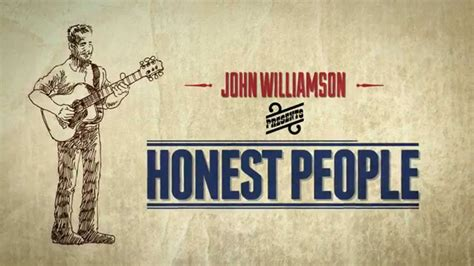 John Williamson - Honest People (Official Music Video ...