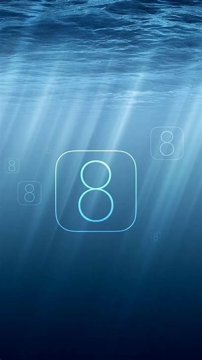Iphone Ios Ocean Text Sunlight Wallpapers Apple