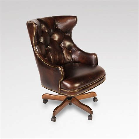 executive leather desk chairs office furniture