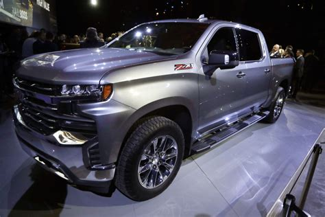 chevy concept truck chevrolet launches new full size pickup the star