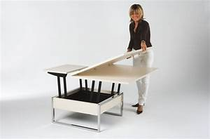 Table Basse Relevable Design En Image