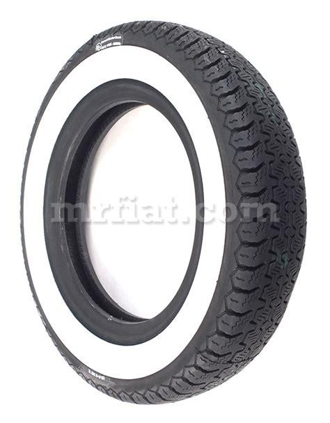 fiat 500 600 pirelli cinturo 125 12 40 mm whitewall tire