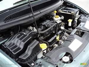 2002 Chrysler Voyager Standard Voyager Model Engine Photos