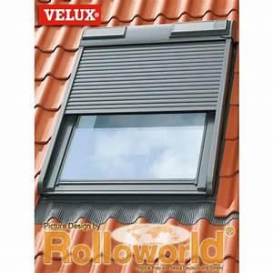 Velux Solar Rollladen Akku : rolloworld velux solar rollladen vl vk vu vku vly ssl 033 ~ A.2002-acura-tl-radio.info Haus und Dekorationen