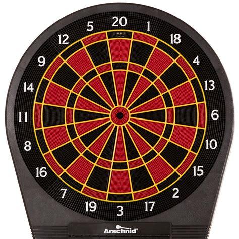 Arachnid Cricket Pro 800 Led Electronic Dart Darts 155