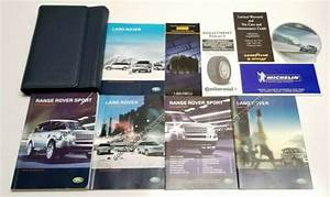 2008 Land Rover Range Rover Sport Navigation Owners Manual