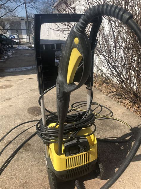 pressure washer karcher 330 for sale in staten island ny offerup