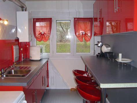 chambre et salle de bain modèle décoration cuisine gris et
