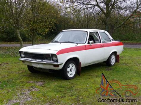 Opel Ascona For Sale by Opel Ascona Rally Car Project