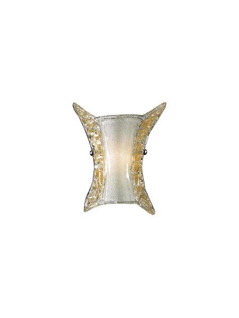 applique vetro murano applique classico in vetro murano 1 luce ape small