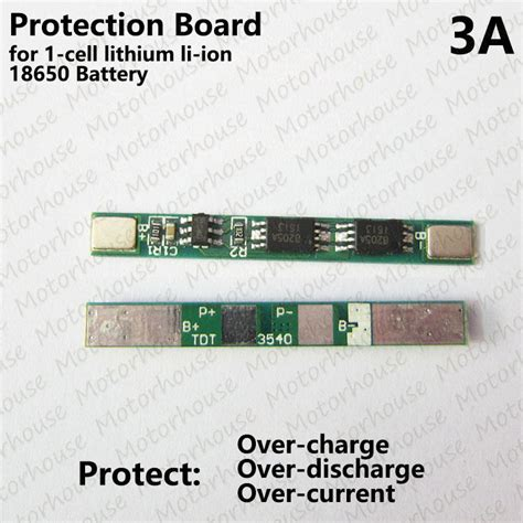 Ion Lithium Battery Bms Pcb Charger