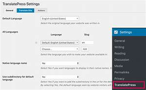How to Easily Translate Your WordPress with TranslatePress ...