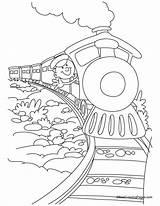 Coloring Train Polar Express Printable Sheets Ausmalbilder Coloringhome Colouring Coloriage Dibujos Chuggington Tren Colorear Ausmalbild Dibujo Trenino Boys Books Popular sketch template