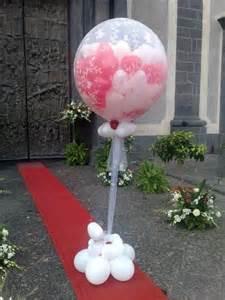 Oltre fantastiche idee su palloncini matrimonio