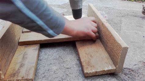 comment fabriquer un canap comment faire un pot de fleur en bois