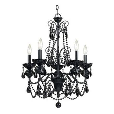 Small Black Chandelier by 10 Chandeliers For Your Princess Room