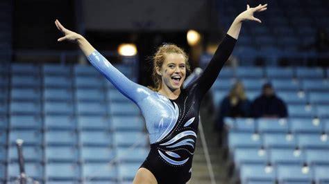 providence high grad named eagl senior gymnast   year