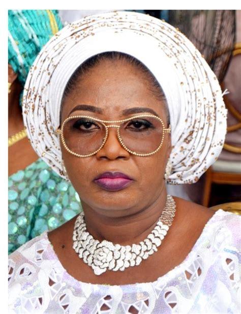 Governor of lagos state, nigeria. Gists From Iyaloja General, FOLASADE TINUBU-OJO's Party ...