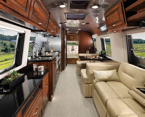 Airstream Rolls Out Their Biggest And Best Trailer Ever