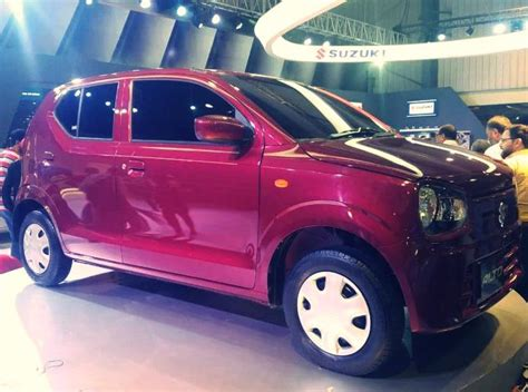 New Suzuki Alto 660cc launched in Pakistan| IBEX