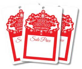 company labels company label advice and information christmas sale gift tag labels vector