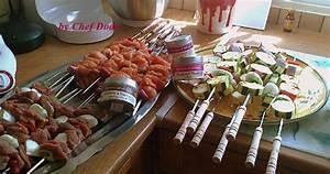 Plancha Ou Barbecue : brochettes bbq ou plancha 3 recettes chef dodo ~ Melissatoandfro.com Idées de Décoration