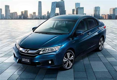 honda city style edition special edition launched  japan