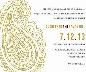 10 awesome indian wedding invitation templates you will love for Free printable hindu wedding invitations
