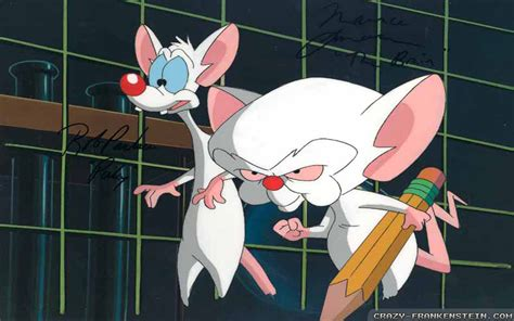 Pinky And The Brain Wallpapers Crazy Frankenstein