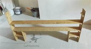 sur meuble de bureau en recup la filacroche With meuble qui fait bureau
