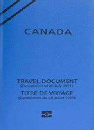 types of passports and travel documents canadaca With documents to travel to canada