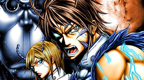 Terra Formars 3ds Gets A Golden Pre-order Bonus And New