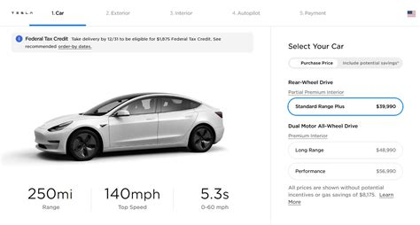 Download Tesla 3 Out The Door Price Images