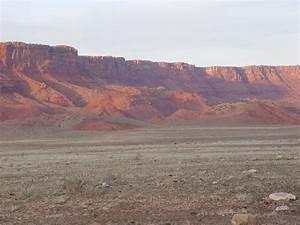 Vermilion Cliffs  Az Landsliding