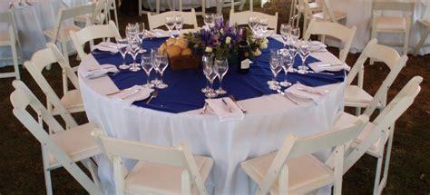 wimbledon chairs at wedding table setting decor