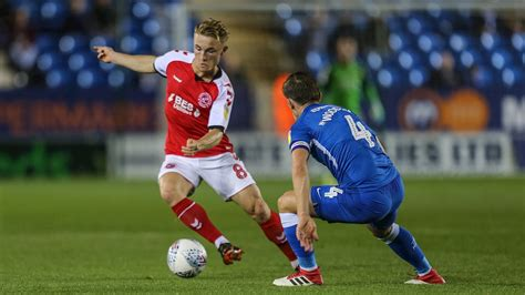 Watch: Peterborough United 1-0 Fleetwood Town highlights ...