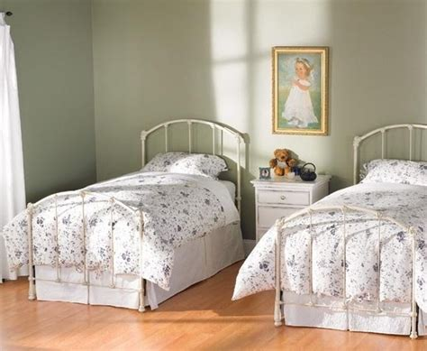 coventry twin bed iron beds wesley allen headboard 48