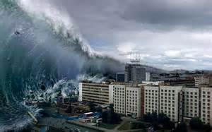 Natural Disaster Tornado and Tsunamis