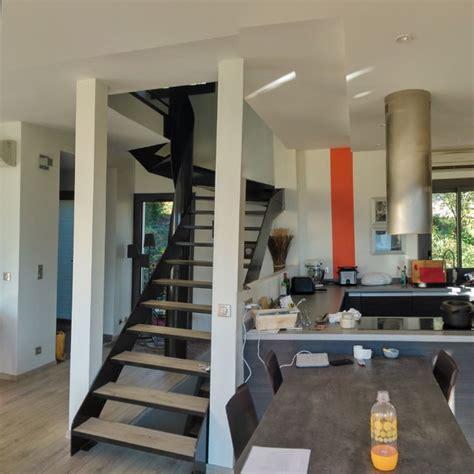 avant apr 232 s am 233 nagement int 233 rieur d une maison moderne cuisine grenoble par ciel